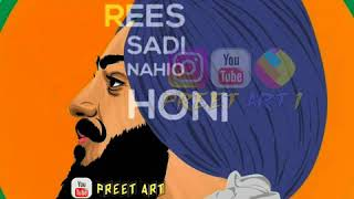 Pagg Da Muqabla Status Dhadi Jatha Gurpreet Singh Landran Wale Latest Punjabi Song 2018