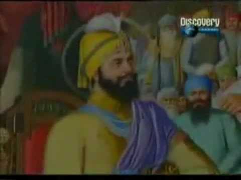 SIKH HISTORY discovery channel.