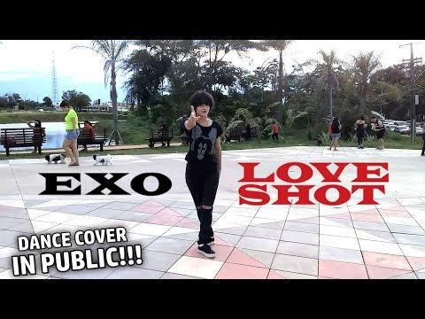 [IN PUBLIC] EXO (엑소) - Love Shot - Dance Cover by Frost
