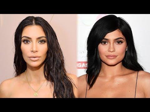 Kim Kardashian SHUTS DOWN Kylie Jenner Pregnancy Reports