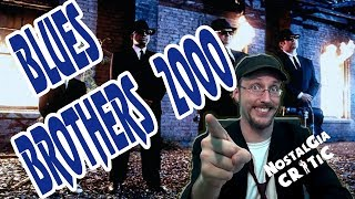Nostalgia Critic - Blues Brothers 2000 (rus vo G-NighT)