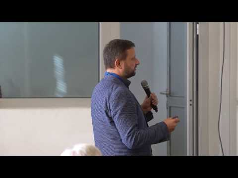 "EaPEC2017: Raimundas Tuminauskas ""GÉANT 5 years from now: How to open networks for Open Science"""