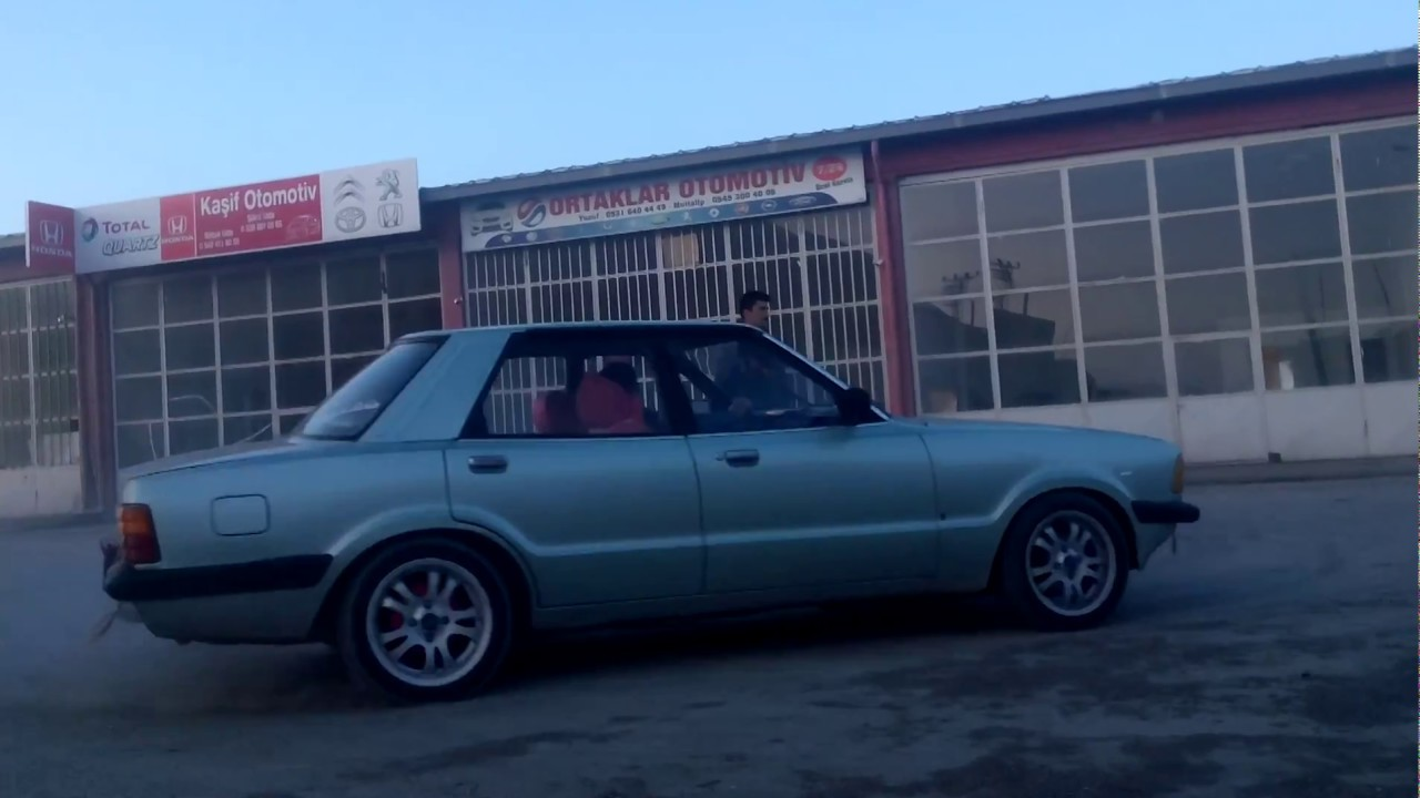 Ford Taunus Drift 06 K 5776 Youtube