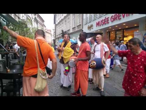 Hare Krishna: Prague, Czech Republic