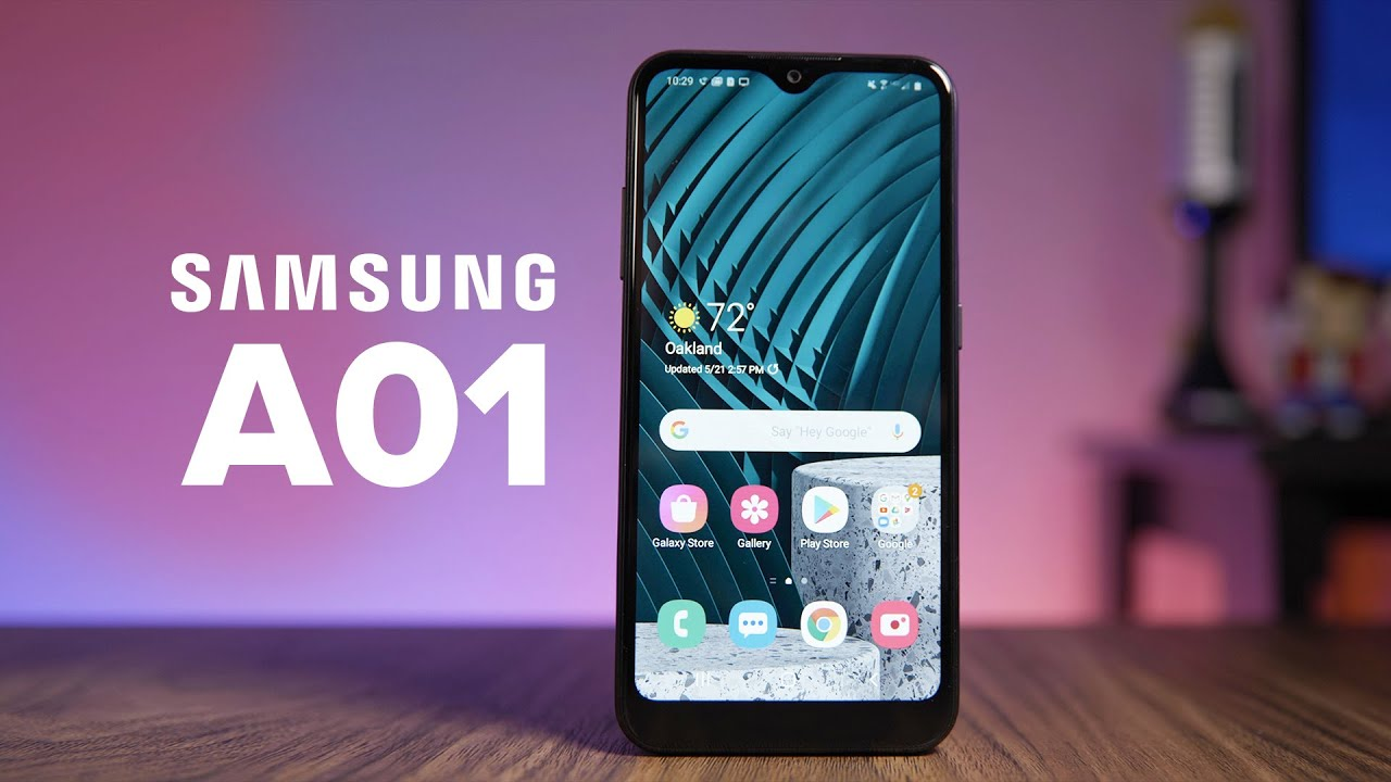Galaxy A01 Review Cheap Price With Decent Specs Youtube