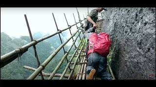 Mawryngkhang Trek | The Scariest trek in Meghalaya | Wahkhen | Sorjah Travel Video