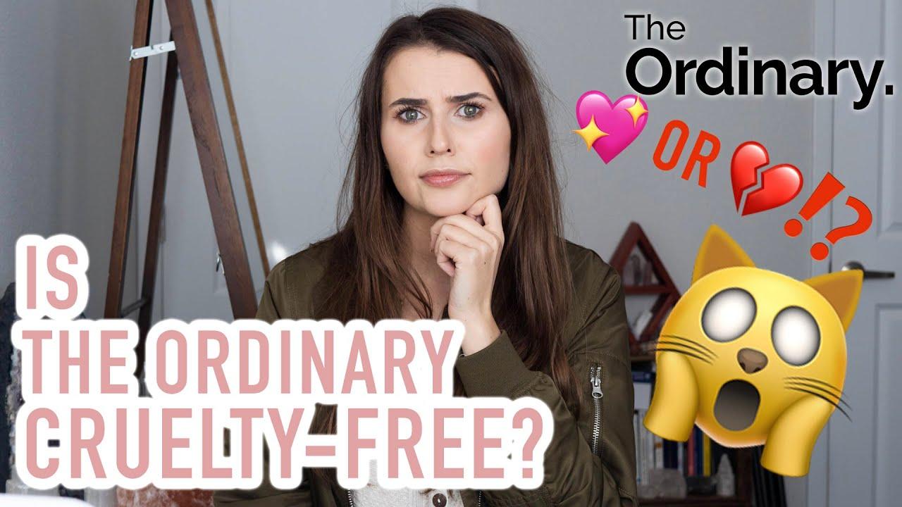 Is The Ordinary Cruelty-Free? – Logical Harmony   Tóm tắt những tài liệu nói về cruelty free là gì chuẩn nhất