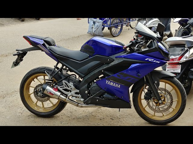 Why You Probably Shouldn't Buy Daytona Exhaust For Yamaha R15 V3 | Unboxing  And Installation - YoutubeDownload pro