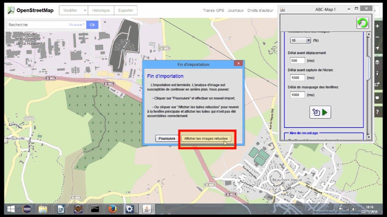 Abc Map: Présentation du logiciel et création d'une carte en 10