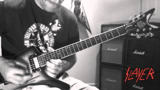 Slayer - South of Heaven pt1 Guitar Cover Kerry King