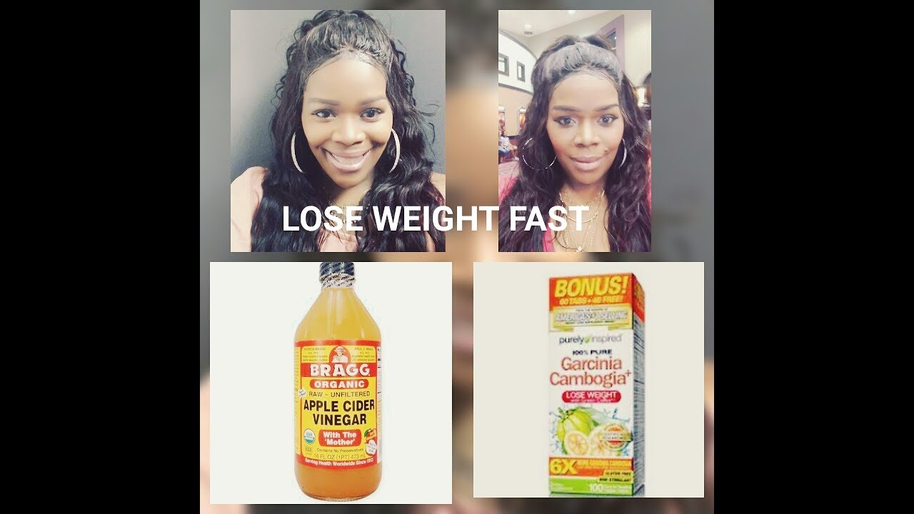 Must See Garcinia Cambogia And Braggs Apple Cider Vinegar
