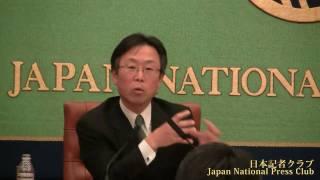 吉川元偉・アフガニスタン・パキスタン担当大使 2010.2.17
