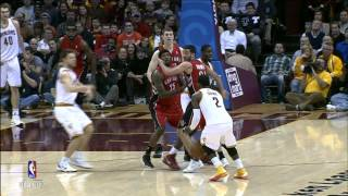 Repeat youtube video Top 10 NBA Plays: February 25th