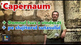 Marturie Victor Suteu la Capernaum