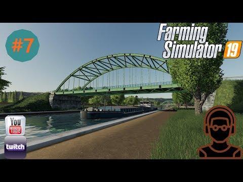 Káposzta hadak !! Farming Simulator 19 HUN #7 Sudhemmern |DC Kötelező| Multiplayer 13+