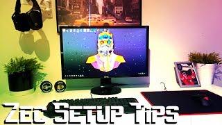 Gambar cover Zec Setup Tips #22 - FÖRBÄTTRADE SETUP'S