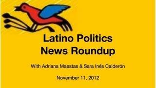 Latino Politics Roundup: The Latino Vote, Latinos in Congress, AZ, CA and More