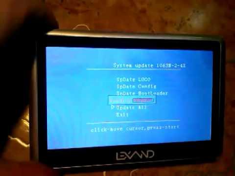 скачать прошивку Lexand Sa5 - фото 8