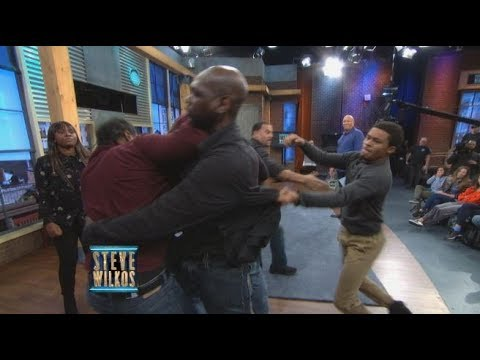Results Cause Chaos (The Steve Wilkos Show)