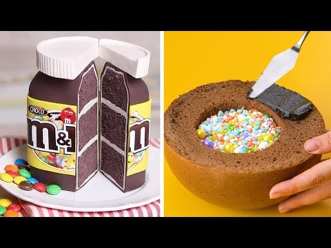 Fancy Chocolate Cake Recipes | So Yummy Chocolate Cake Decorating Ideas | Chocolate Cake Compilation