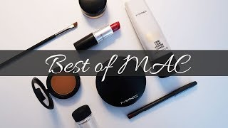 The BEST OF MAC!!!  Holy Grail MAC Products!