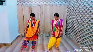 Laung lachi song choreographed by Aman Ami Kumar presented by Bajaj Academy