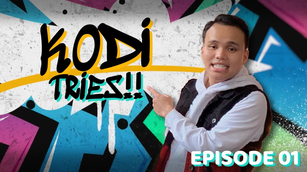 Kodi Tries - Episode 01