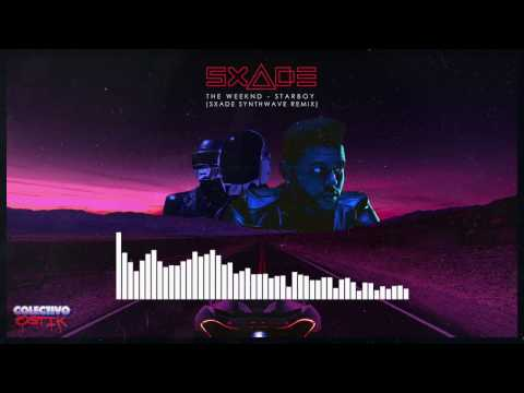 The Weeknd - Starboy Ft. Daft Punk (SxAde Remix)