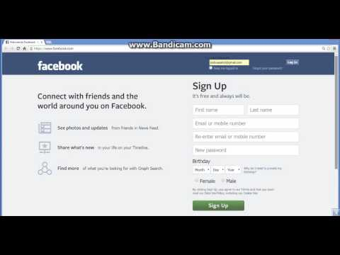 how to connect to facebook without password [no need password]