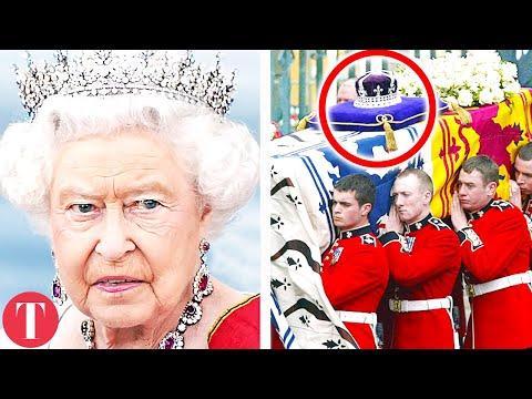 What Happens After Queen Elizabeth II Passes Away