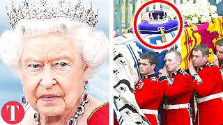 What Happens After Queen Elizabeth II Passes Away