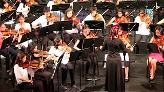 Fremont Summer 2017 Concert Intermediate Orchestra Japanese Lullaby by Keiko Yamada
