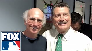 Keith Hernandez revisits his classic cameo on 'Seinfeld' | 2017 MLB Playoffs | FOX MLB