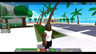 ISLA DE GIMNASIO (CODES)ON ROBLOX