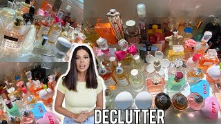 CLEANING OUT MY INSANE PERFUME…