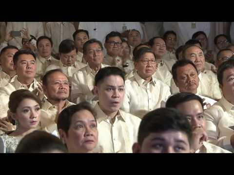 Inaugural Speech of President Rodrigo Roa Duterte 6/30/2016