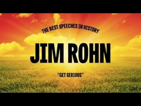 Jim Rohn - Get Serious (Audio Book) #ABF