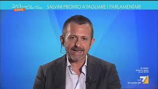 Del Mastro, Fratelli d'Italia: 'Bacio necrofilo di Grillo a Renzi, dice alzati e occupa una ...