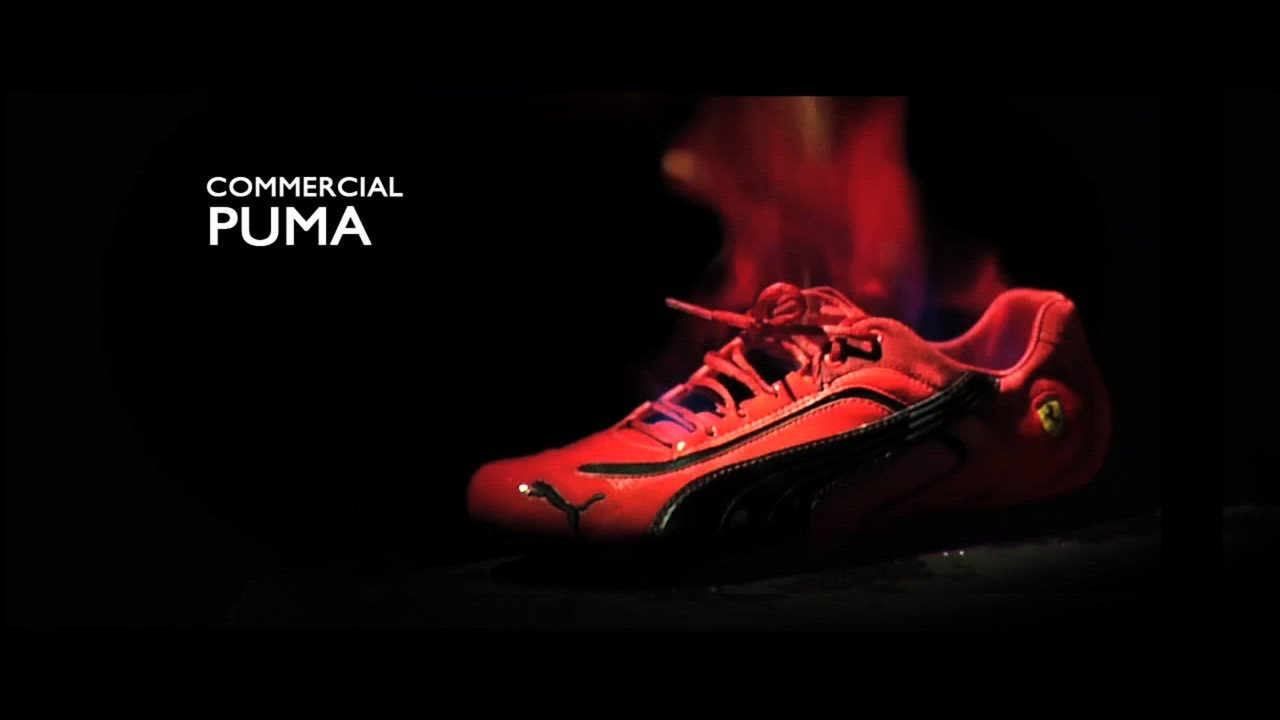 puma ignite commercial