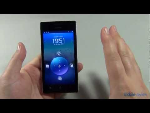 Обзор Huawei P1 (U9200)