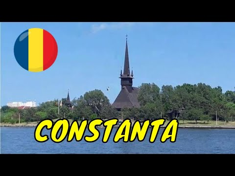 CONSTANTA ROMANIA 2017 TOUR PARK LAKE TABACARIEI BEST PLACE TO VISIT