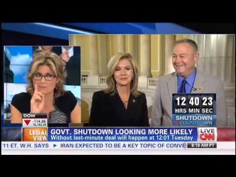 GOP Reps Call Out CNN Anchor in Battle over Shutdown: 'Whose Bidding Are You Doing?'