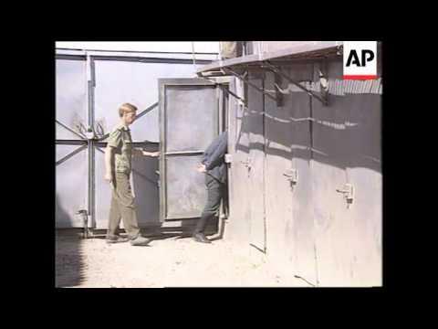 Russia - Doing Porridge On Death Row
