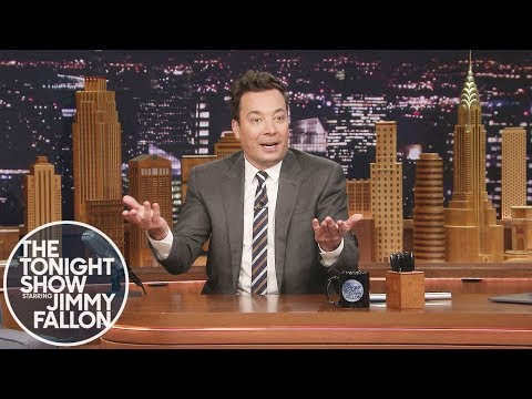 Jimmy Fallon Recaps the Met Gala