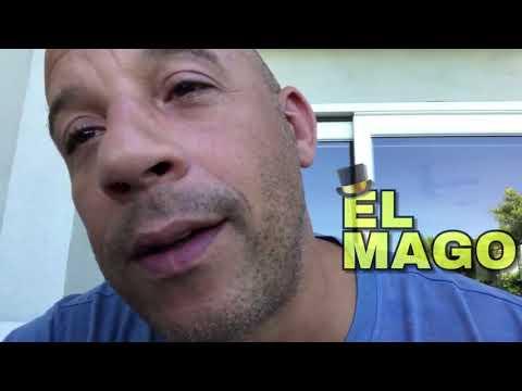 Dominic Toretto Doblaje al estilo Chapin