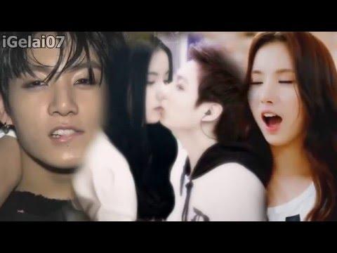Kiss The Girl FMV reup - EunKook (Eunha Gfriend x Jungkook BTS)