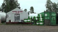Fairy Glen, Saskatchewan