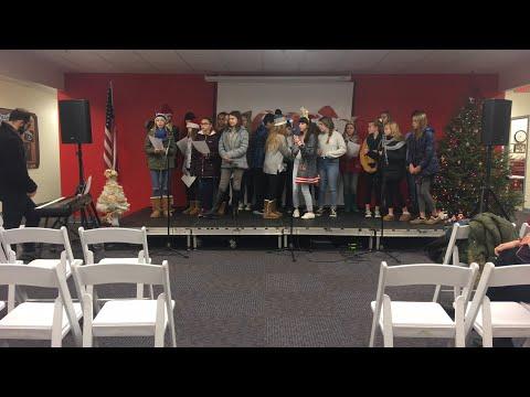 102.3 WSUS Christmas Concert Series: Lafayette Township School