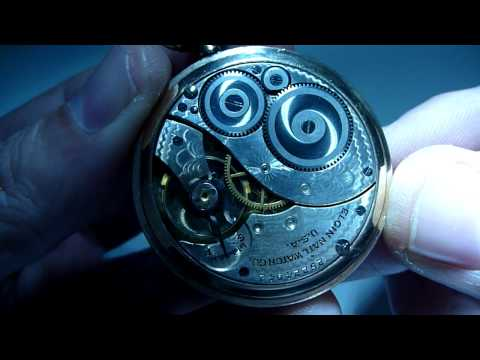 Elgin Pocket Watch (1923)