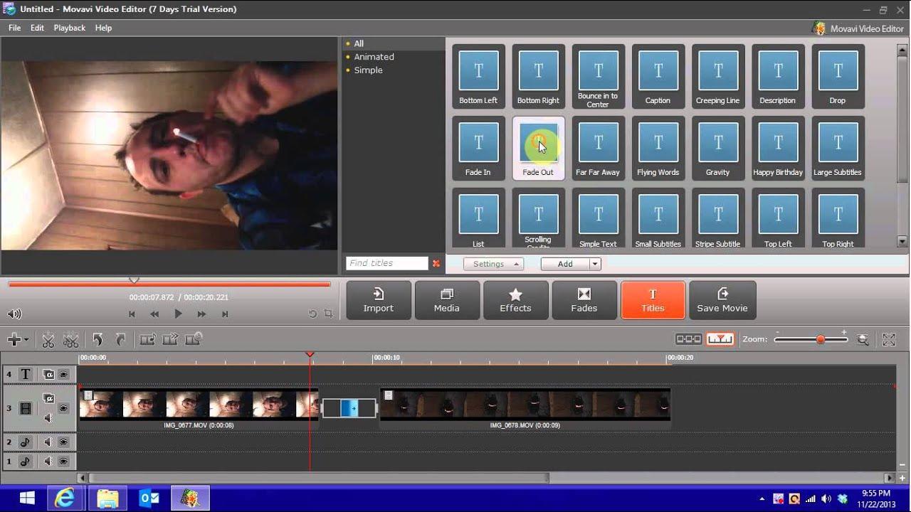 movavi screen capture studio free